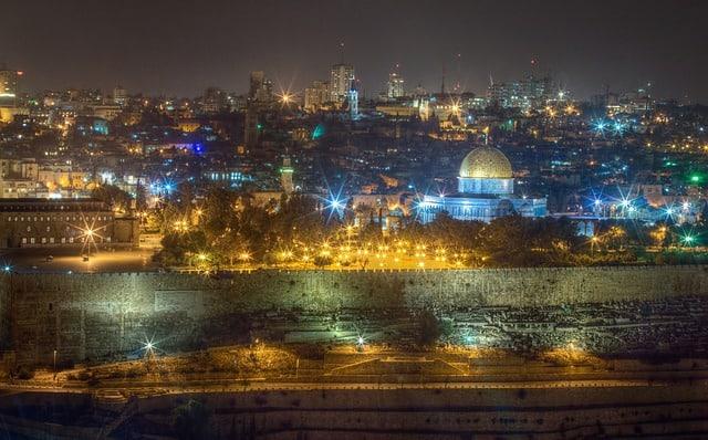 פסטיבל האורות בירושלים